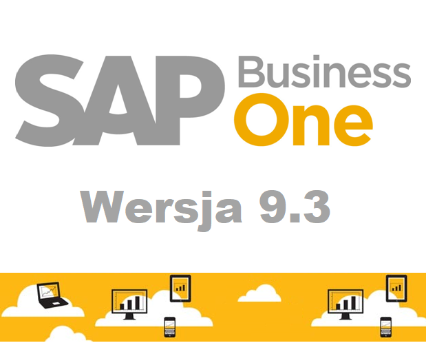 9.3SAP Business One logo - SAP Business One 9.3