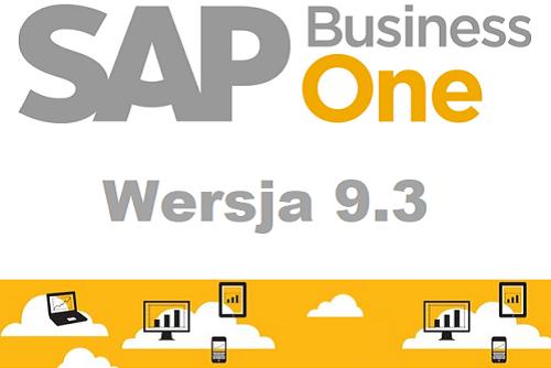 9.3SAP Business One logo500x334 - Dowiedz się więcej o wersji 9.3 SAP Business One