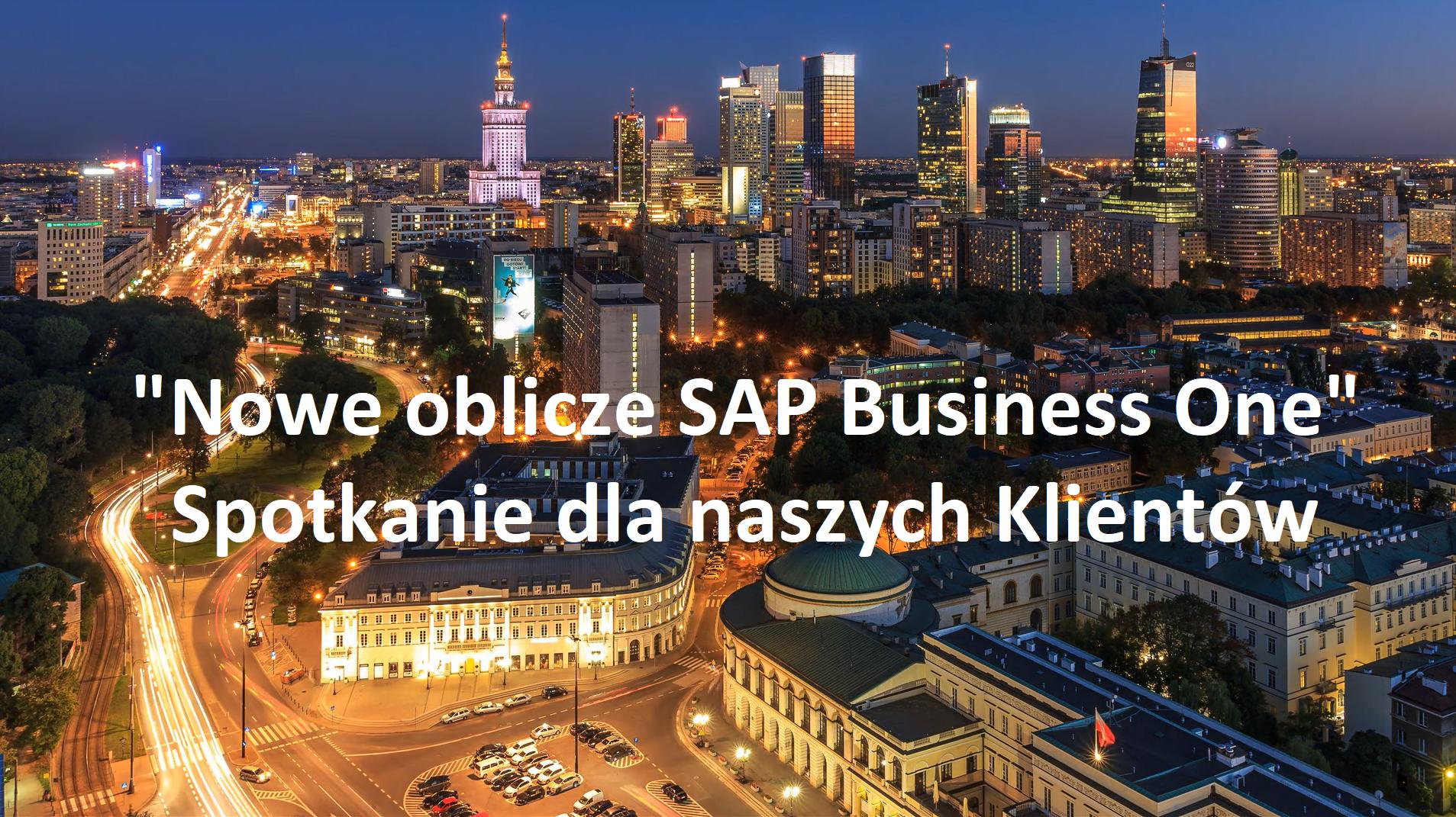 """baner na strone - """"Nowe oblicze SAP Business One"""" Zapraszamy na spotkanie dla Klientów Altab"""